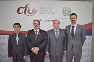 Diretoria CFO – Gestão 2018-2021