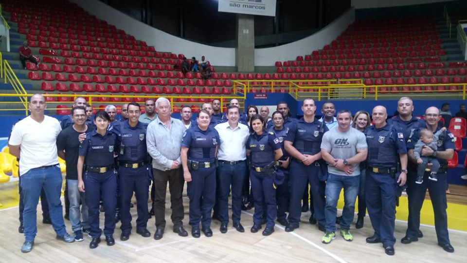Homenagem as delegações esportivas municipais 5
